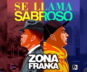 "SE LLAMA SABROSO (They Call it Tasty) by Zona Franka (a zona franca is a duty-free port) is an exciting introduction of a style called ""Changüí con flow"", a fusion of traditional rural changüí with rap and other urban Cuban music. As the name of the group implies, various musical styles from around the Americas are also featured. The songs are Cuban classics re-imagined in fresh, clever and innovative new arrangements that far differ from the original versions."